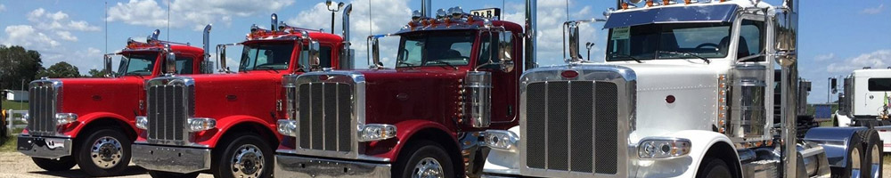 D and B Trucks Kenworth